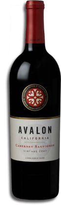 Avalon California Cabernet Souvignon 2007